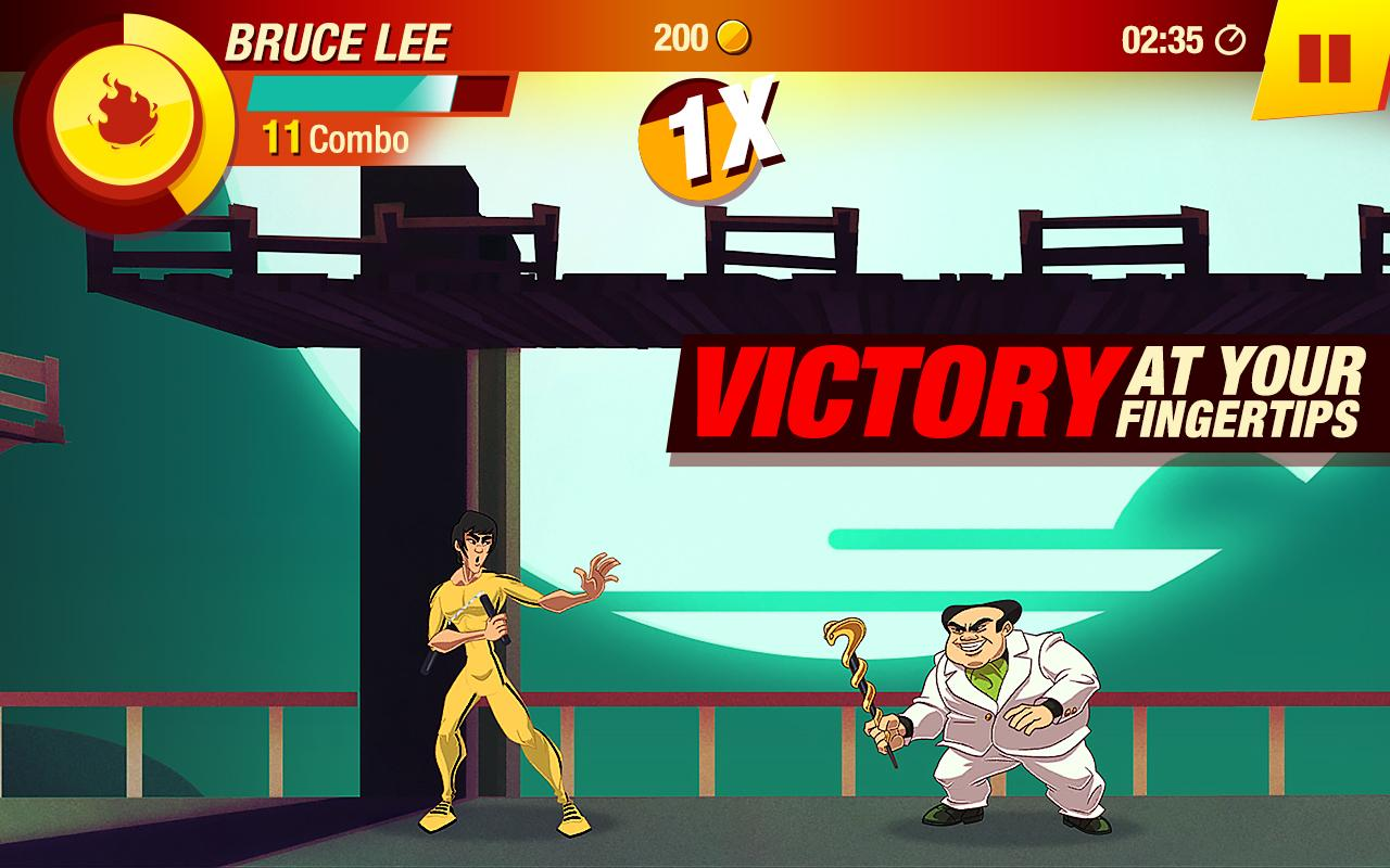 Play Bruce Lee and other games at casumo.com