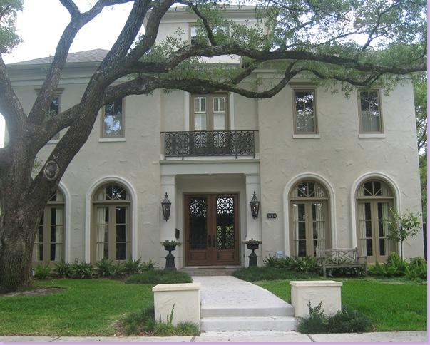 Cote de texas jun 11 2008 for Concrete house texas
