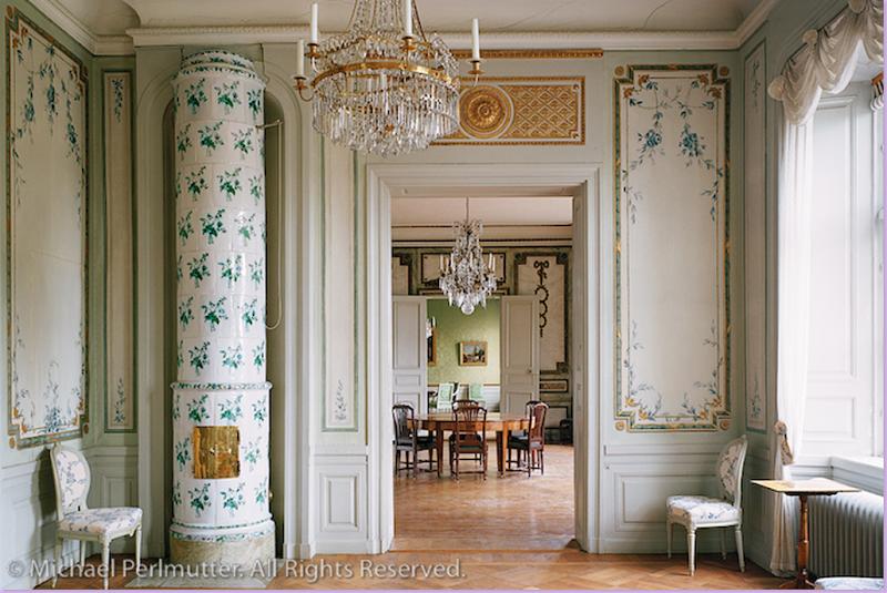 Gustavian Style Interior Design