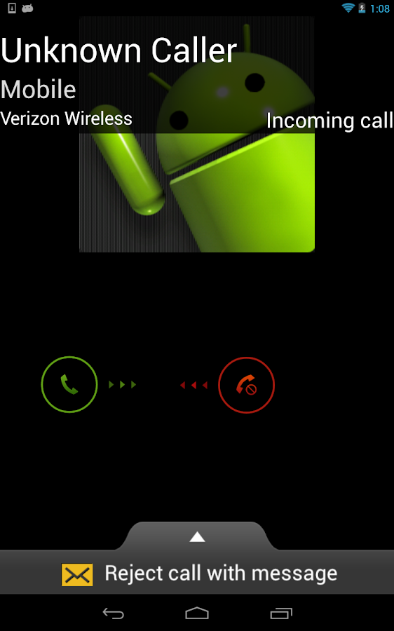 Fake-A-Call Free- screenshot