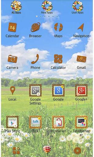 Animal Theme-Fine and Sunny- 2.0.0 Windows u7528 2