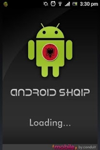 Android Shqip - screenshot thumbnail