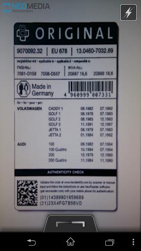 TecIdentify: MAPP代码扫描器