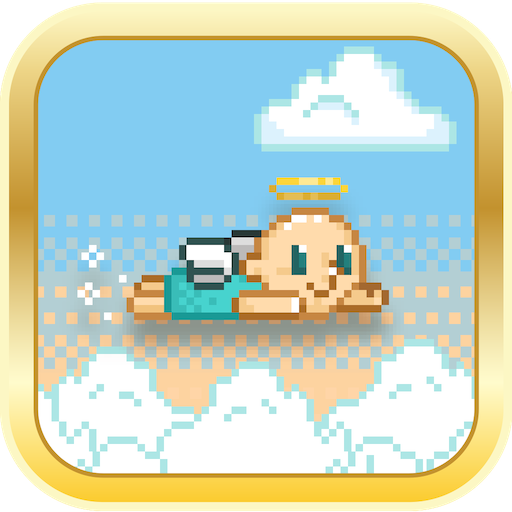Flappy Angel - Tough Game LOGO-APP點子