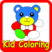 Kid Coloring & Kid Paint no-ad