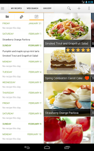Simple Recipe Collector- screenshot thumbnail