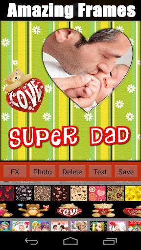 Photo Frames for Father's Day
