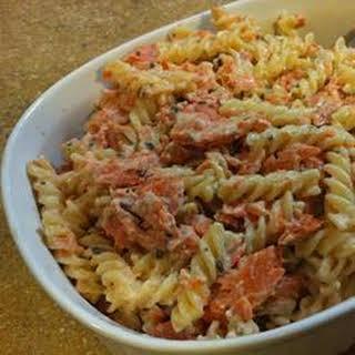 Salmon Macaroni Cheese Recipes.