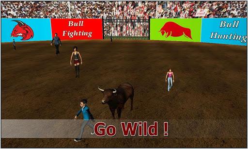 玩模擬App|愤怒的公牛的进攻3D卡免費|APP試玩