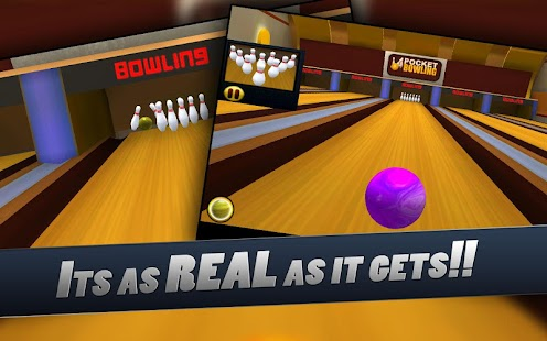 Pocket Bowling 3D - screenshot thumbnail