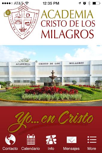 Academ Cristo De Los Milagros