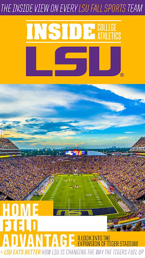 ICA Mag LSU Edition