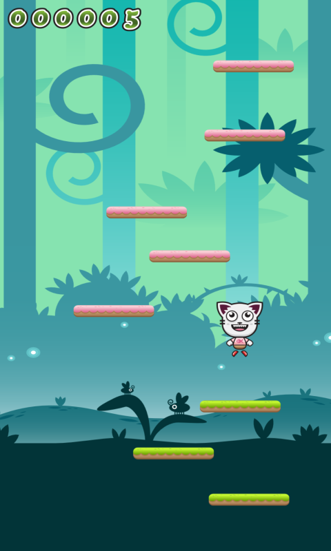 Jungle Jumpers- screenshot