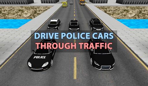 Police Car Racer 16 screenshots 9