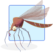 Malaria Mosquito Predator Slay