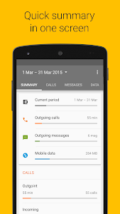 Callistics - Data usage, Calls 2 5 5 (Premium) APK for Android