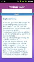 Screenshot of Pasatiempo Telcel