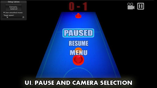 Table Hockey Multiplayer