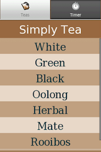 Simply Tea - screenshot thumbnail