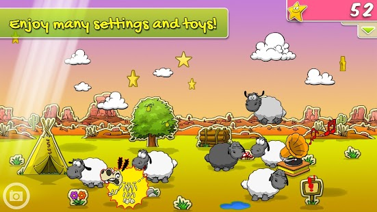 Clouds & Sheep - screenshot thumbnail