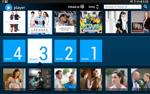 player (tablet) Screenshot 10