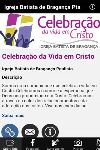 Igreja Batista de Bragança Pta