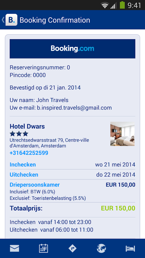 Booking.com - 425.000+ hotels - screenshot