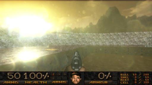 D-GLES Demo Doom source port