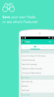Yik Yak - screenshot thumbnail