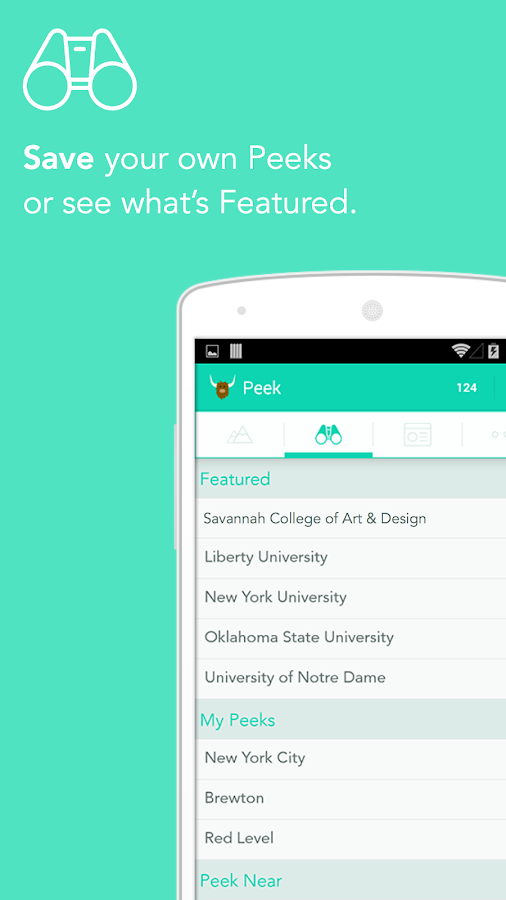 Yik Yak - screenshot