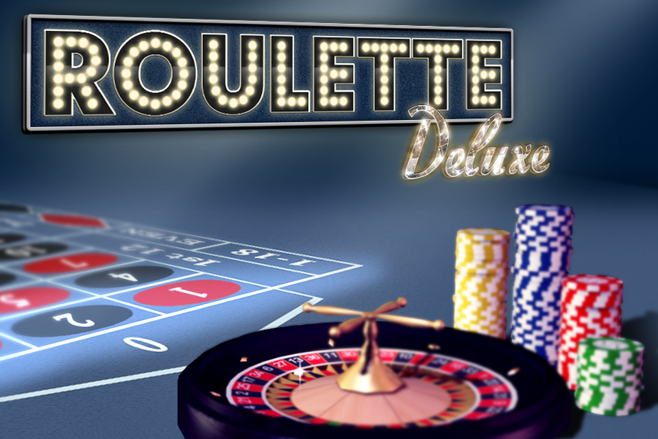 Roulette Deluxe- screenshot