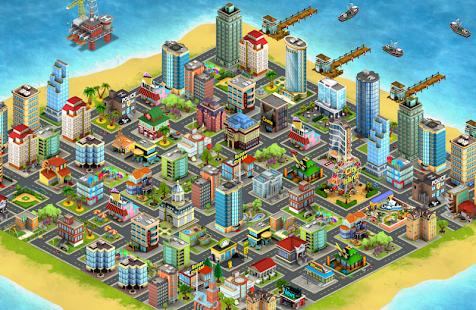 City Island mod apk