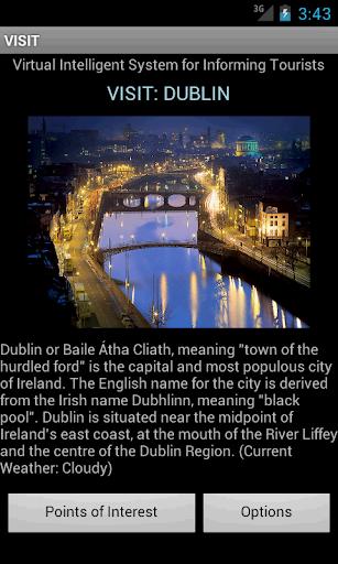 【免費旅遊App】VISIT Dublin-APP點子