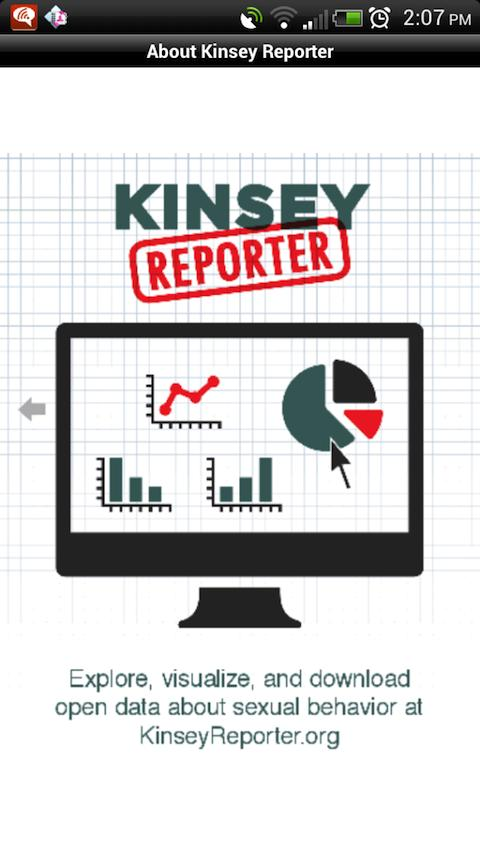 Kinsey Reporter - screenshot
