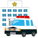 Japan Police Station Map icon