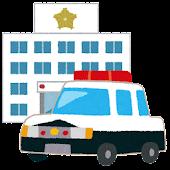 Japan Police Station Map