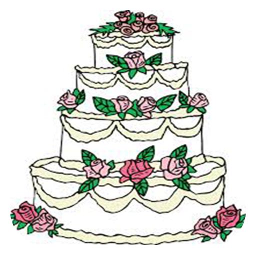 婚禮蛋糕 LOGO-APP點子
