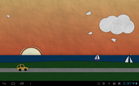 Paperland Pro Live Wallpaper screenshot 23