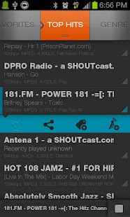 XiiaLive™ Pro - Internet Radio - screenshot thumbnail