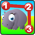 Funny Animals and Numbers icon