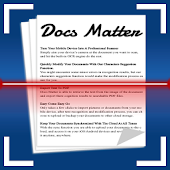 Docs Matter - Document Reader