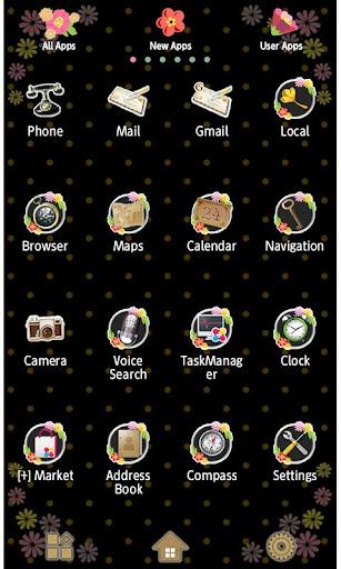Oriental Flower Wallpaper 1.3 Windows u7528 3
