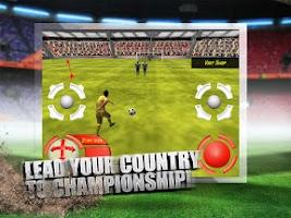 Screenshot of Football: World Cup (Soccer)