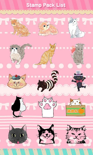 Stamp Pack: Kitty Collection 1.3 Windows u7528 2