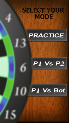 Professional Darts 3D - screenshot