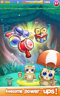 5 Bubble Cat 2 App screenshot
