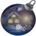 Christmas Land Wallpaper FREE icon