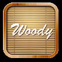 Woody APEX theme/Nova Icons icon