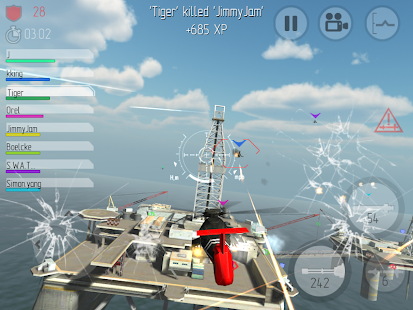 CHAOS Combat Helicopter HD №1- screenshot thumbnail