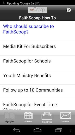 FaithScoop